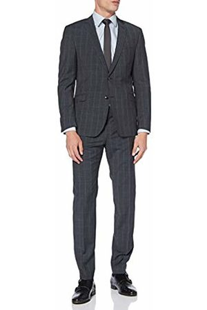 Strellson Men's Allen-Mercer AMF Suit, Medium 420