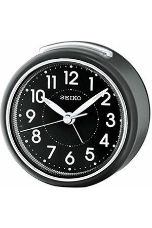 Seiko Analog Clock Plastic QHE125K