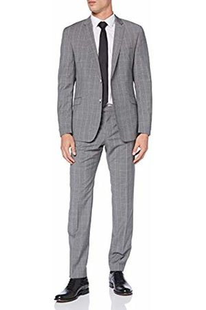 Strellson Men Suits - Men's Allen-Mercer AMF Suit, ( 045)