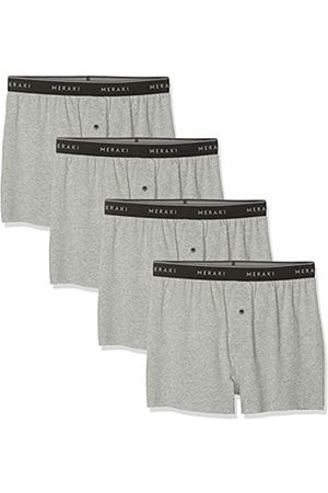 MERAKI BELM004M4 Mens Boxer Shorts, (Mid ), 30 (Size:XS)