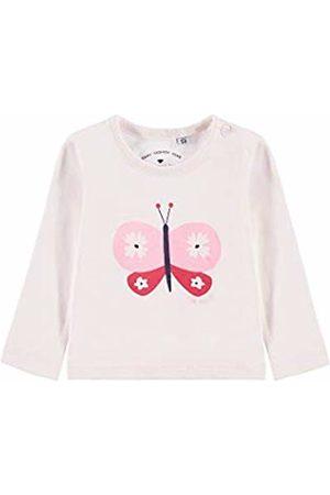 Tom Tailor Baby Girls' T-Shirt Placed Print Long Sleeve Top (Ballet Slipper 2501) 74
