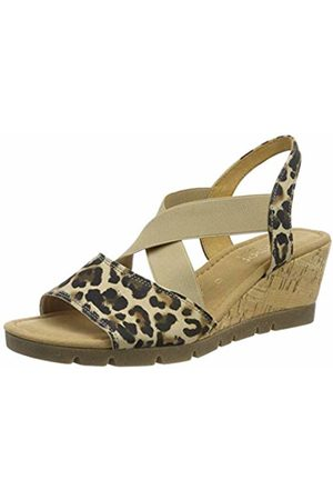 Gabor Shoes Women's Comfort Sport Ankle Strap Sandals 6 UK