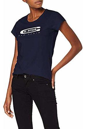G-Star Women's Graphic Logo 20 Slim T-Shirt, Sartho 6067