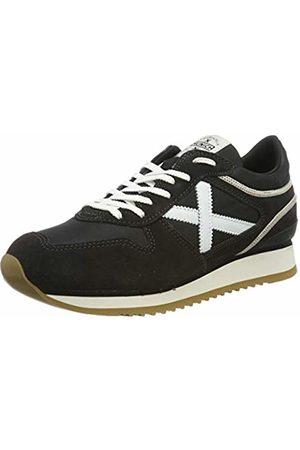 Munich Unisex Adults' NOU Low-Top Sneakers, (Negro/Blanco 68)