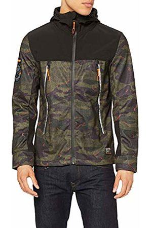 Superdry Men's Softshell Hybrid Jacket