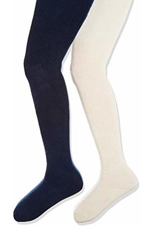 Playshoes Girl's Warme Thermo-strumpfhosen Unifarben Tights