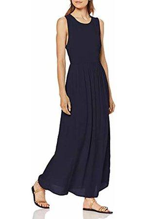 Vero Moda Women's Vmmonica Sl Ankle Dress Night Sky