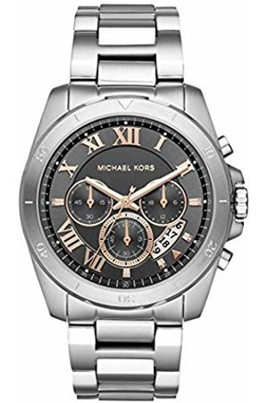 Michael Kors Men's Analogue Quartz Watch with Stainless Steel Strap MK8609