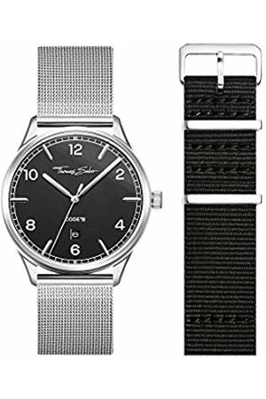 Thomas Sabo Unisex Adult Analogue Quartz Watch with Stainless Steel Strap LOOK19_02_010