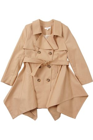 Chloé Cotton Gabardine Trench Coat