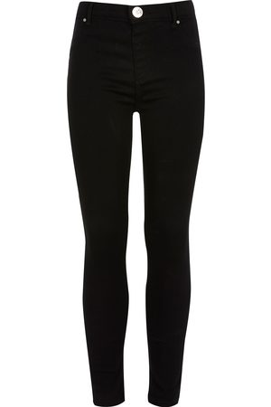 River Island Girls Molly mid rise jeggings