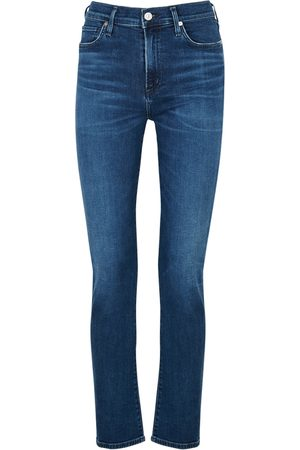 Citizens of Humanity Harlow Sculpt Slim-leg Jeans