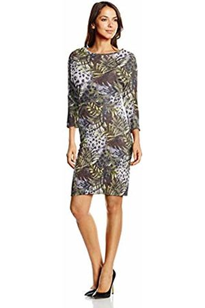 NAOKO Women's Dress 3/4 Sleeve Dress - - Small