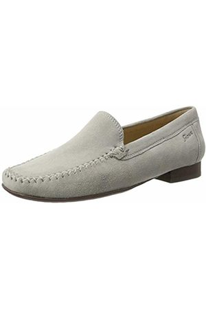 Sioux Women's Campina Mocassins Grey Size: 3 UK
