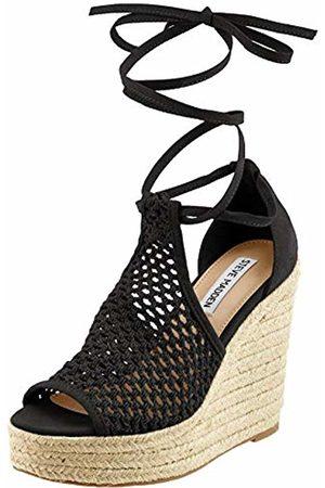Steve Madden Women's Sure Platform Sandals, ( 001)