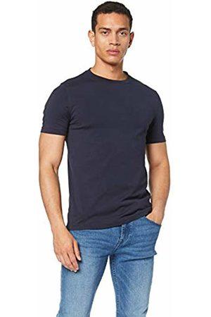 HUGO BOSS Men's Tchip T-Shirt, (Dark 404)