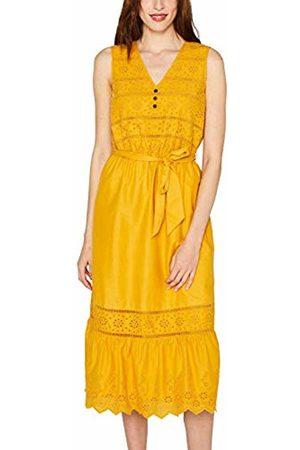 Esprit Women's 059ee1e008 Dress, (Brass 720)