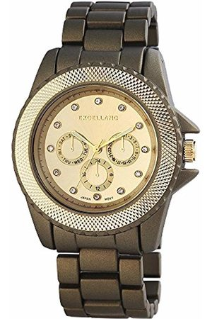 Excellanc Ladies'Watch XL Analogue Quartz 150954000011 Different Materials