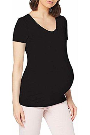 Noppies Women T-shirts - Women's Tee Ss Round Neck Berlin Maternity T-Shirt, ( P090)