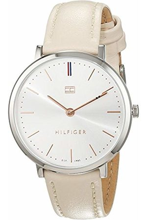 Tommy Hilfiger Womens Analogue Quartz Watch with Leather Strap 1781691