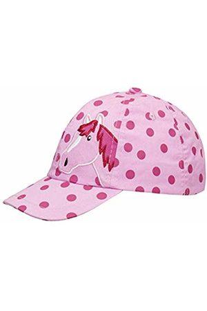 Döll Baby Girls' Baseballmütze Cap, (Fuchsia