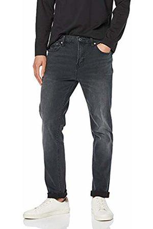 Superdry Men's Tyler Slim Jeans, (Portland Washed Vf7)