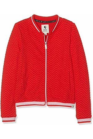 Garcia Girls' A92453 Track Jacket, Tomato 2648
