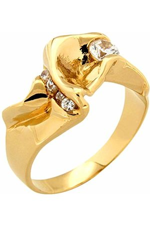 TOUS Ring Gold-Plated Zirconium Oxide 5200188 BL