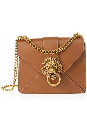 Chicca borse Women's CBS178484-454 Shoulder Bag (cuoio cuoio)