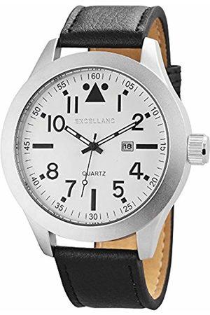Excellanc Men's Quartz Watch 298322000002 with Leather Strap
