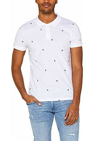 Esprit Men's 059cc2k019 Polo Shirt, ( 100)