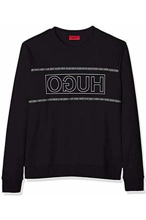 HUGO BOSS Men's Dicago193 Sweatshirt, ( 001)