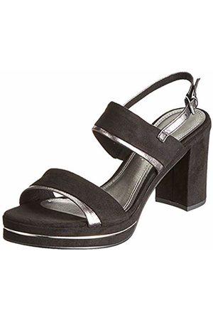 Marco Tozzi Women's 2-2-28382-32 Platform Sandals, ( Comb 098)
