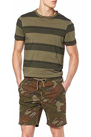 Superdry Men's Sunscorched Short (Forest Outline Camo R2g)