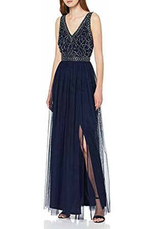 Frock and Frill Women's Flavia Embellished Bodice Maxi Dress Party