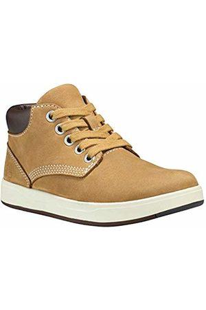 Timberland Unisex Kids' Davis Square Leather Chukka Boots