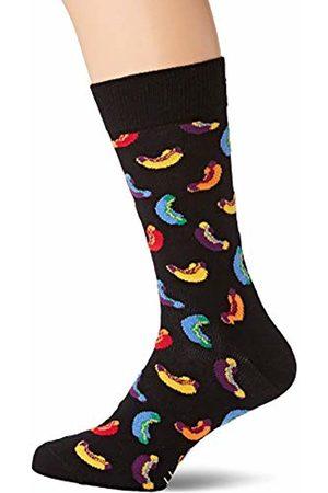Happy Socks Men's's Hotdog Sock 900)