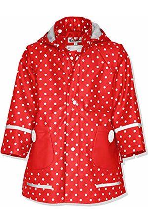 Playshoes 408566 Girl's Rain Coat 7-8 Years