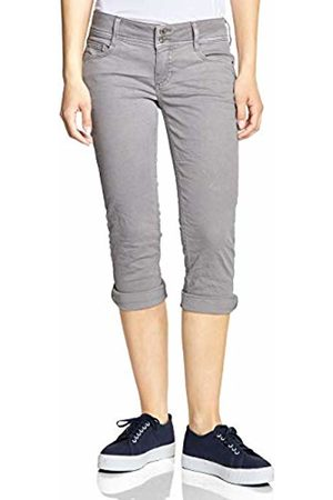 Street one Women's 372237 Crissi Slim Jeans, (Ash Washed 11769)