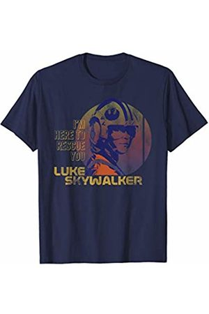 STAR WARS Luke Skywalker Here to Rescue You T-Shirt