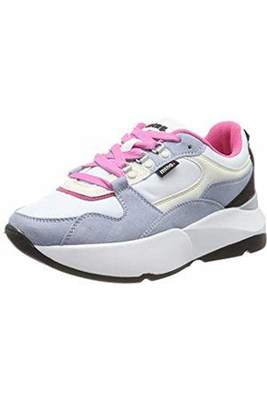 MTNG Attitude Women's 69575 Low-Top Sneakers (Soft Azul/Suprima Celeste/Prou Fucsia C45999) 6 UK