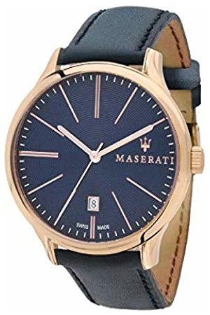 Maserati Men's Watch, ATTRAZIONE Collection, Made of Stainless Steel