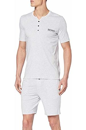 HUGO BOSS Men's Bamboo Short Set Pyjama (Medium 032)