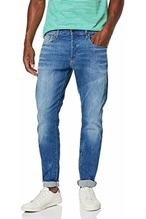 G-Star Men's 3301 Slim Jeans, Sun Faded A587