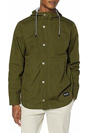 Hurley Men Jackets - Men's M Mac A Frame Jacket