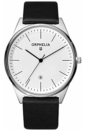ORPHELIA Men Watches - Men's Quartz Watch 61504 with Leather Strap