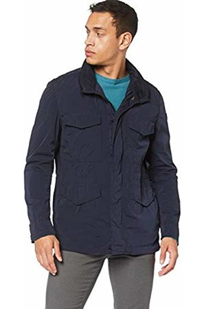 HUGO BOSS Men's Olisso-d Jacket, (Dark 404)
