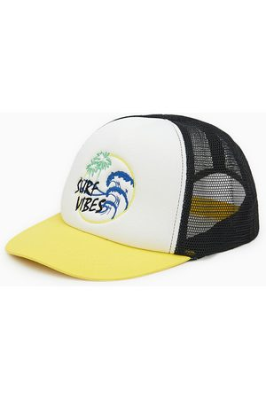 Zara Kids Caps - Surf embroidery cap