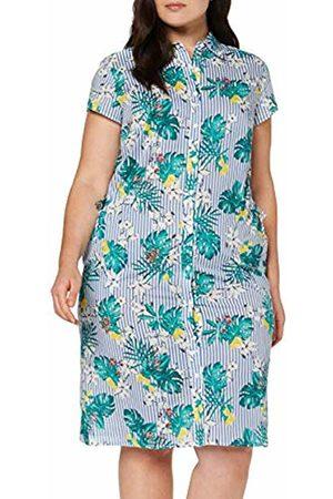 Samoon Women's Kleid Gewebe Dress