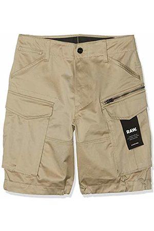 G-Star Men's Rovic Zip Loose 1/2 Not Applicable Wide Short, Beige (Dune 239)